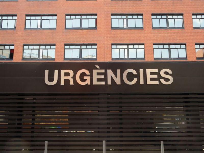 Letras corporeas para hospitales
